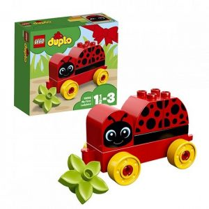 Игрушка LEGO DUPLO Моя первая божья коровка 10859
