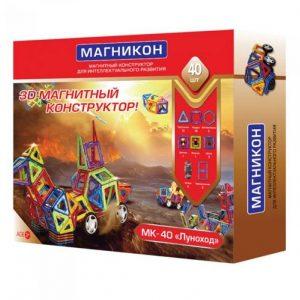 Детский конструктор Магникон Луноход МК-40