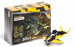Конструктор на радиоуправлении Evoplay Dream Box 827 деталей CD-501C