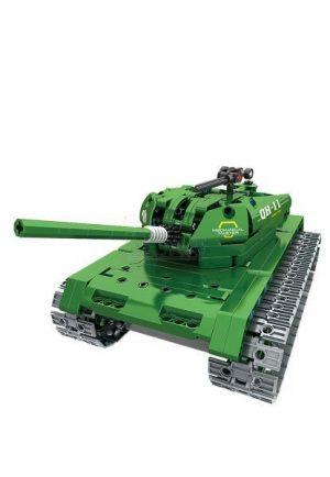 Конструктор на радиоуправлении Evoplay Battle Tank 453 детали СМ-202