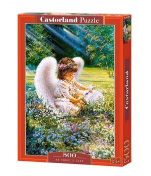 Пазл Castorland Ангел и кролик B-52820 9+