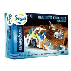 Конструктор GIGO Управляемые роботы 2 Remote Control Machines 7335R