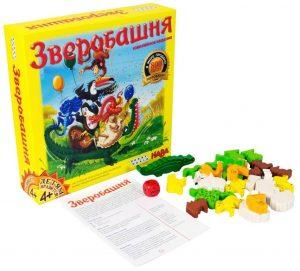 Настольна игра Зверобашня 1837