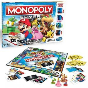 Настольная игра Hasbro Games Монополия Геймер С1815121