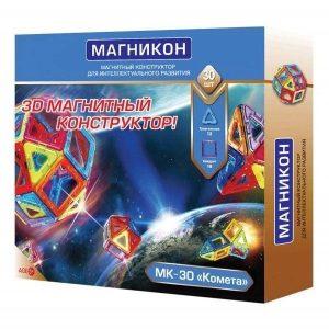 Детский конструктор Магникон Комета МК-30