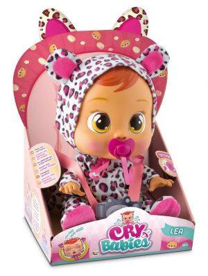 Кукла Crybabies Плачущий младенец Лея 10574