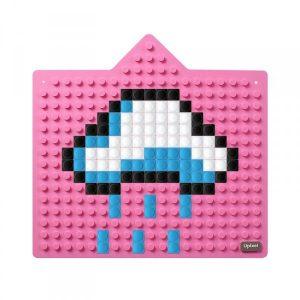 Интерактивная пиксельная панель Bright Kiddo WY-K001 Розовая 80950