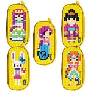 Комплект пикселей Собери любую из 5 картинок T-S002 480 шт 80942U