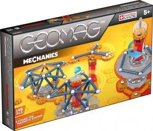 Магнитный конструктор GEOMAG Mechanics 146 деталей 722