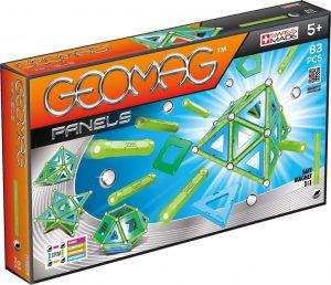 Магнитный конструктор GEOMAG Panels 83 детали 462