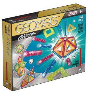 Магнитный конструктор GEOMAG Glitter 44 детали 532