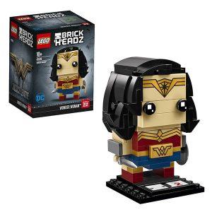 Игрушка LEGO BrickHeadz Чудо женщина 41599