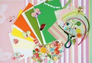 Набор для изготовления 6 открыток Art&kids Весна 2342