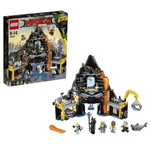 Игрушка LEGO Ninjago Логово Гармадона в жерле вулкана 70631