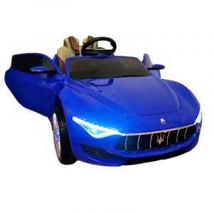 Детский электромобиль А005АА синий