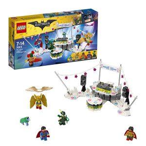 Игрушка LEGO Batman Movie Вечеринка Лиги Справедливости 70919