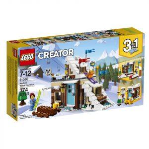 Игрушка LEGO Creator Зимние каникулы модульная сборка 31080