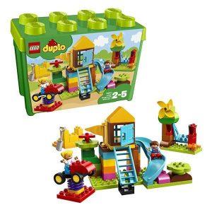Игрушка LEGO Duplo Большая игровая площадка 10864