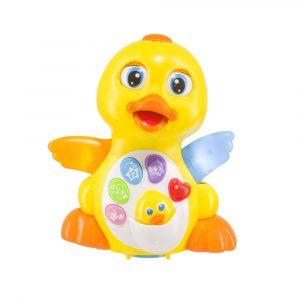 Игрушка HAPPY BABY QUACKY 331841