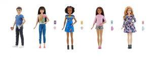 Игрушка MATTEL Barbie Няни в ассортименте FHY89