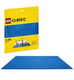 Игрушка LEGO Classic Синяя базовая пластина 10714
