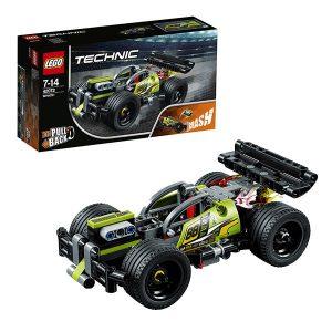 Игрушка LEGO Technic Зеленый гоночный автомобиль 42072