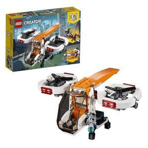 Игрушка LEGO Creator Дрон разведчик 31071