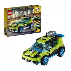 Игрушка LEGO Creator Суперскоростной раллийный автомобиль 31074