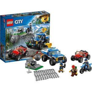 Игрушка LEGO City Погоня по грунтовой дороге 60172
