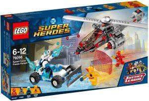 Игрушка LEGO Super Heroes Скоростная погоня 76098