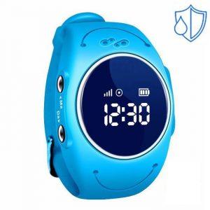 Часы Smart Baby Watch W8 голубой 07792