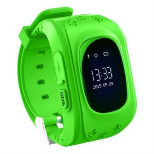 Часы Smart Baby Watch Q50 зеленый 07776