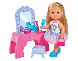 Кукла Еви с туалетным столиком 12 см 5733231