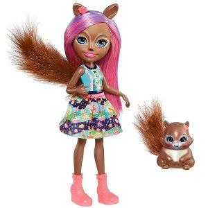 Кукла Enchantimals с питомцем FNH22
