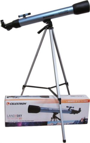 Телескоп Celestron Land and Sky 60 AZ 21003