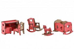 Мебель цветная Детская М-011