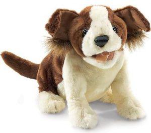 Мягкая игрушка Собака 35 см 2980