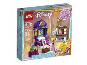 Игрушка LEGO Disney Princess Спальня Рапунцель в замке 41156