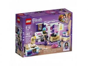 Игрушка LEGO Friends Комната Эммы 41342