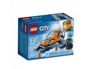 Игрушка LEGO City Арктическая экспедиция Аэросани 60190