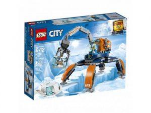 Игрушка LEGO City Арктическая экспедиция Арктический вездеход 60192