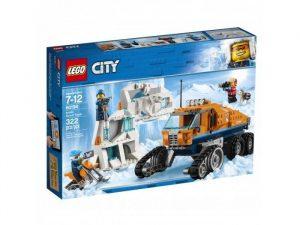 Игрушка LEGO City Арктическая экспедиция Грузовик ледовой разведки 60194
