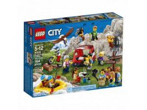 Игрушка LEGO City Любители активного отдыха 60202