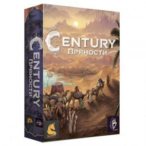 Настольная игра Century Spice Road Пряности ED-002
