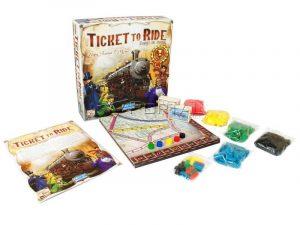 Настольная игра Hobby World Ticket to Ride Билет на поезд Северная Америка 1530