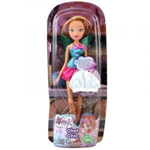 Кукла Winx Club Модный повар Флора IWO1531802