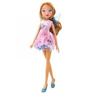 Кукла Winx Club Магическое сияние Флора IW01561802