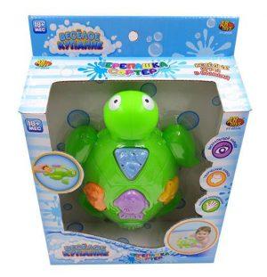 Игрушка для ванной ABtoys Веселое купание Черепашка РТ-00526