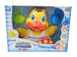 Игрушка для ванной ABtoys Веселое купание Утенок мельница РТ-00538