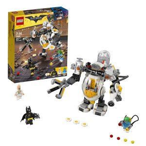 Игрушка LEGO Batman Movie Бой с роботом Яйцеголового 70920
